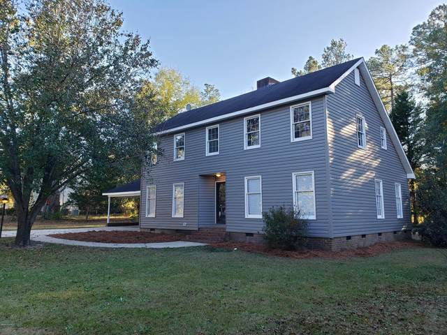 12540 Colinwood Circle, Laurinburg, NC 28352 (MLS #100247050) :: Barefoot-Chandler & Associates LLC