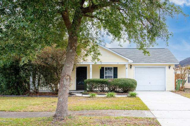 644 Tabor Lane, Wilmington, NC 28405 (MLS #100247067) :: Frost Real Estate Team