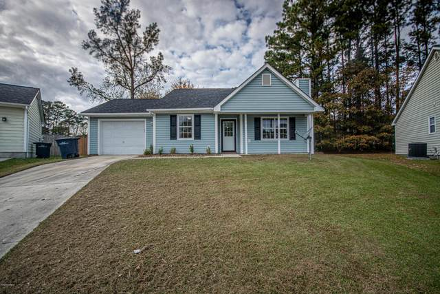 407 Somerset Cove, Jacksonville, NC 28546 (MLS #100247069) :: Courtney Carter Homes