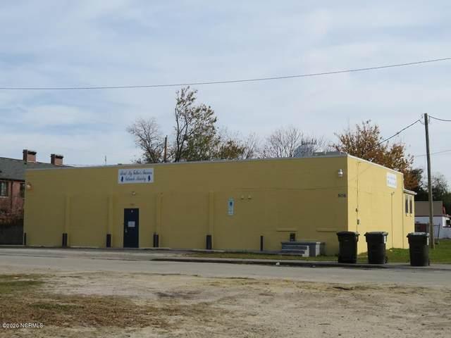 508 Kilmarnock Street, New Bern, NC 28560 (MLS #100247071) :: David Cummings Real Estate Team