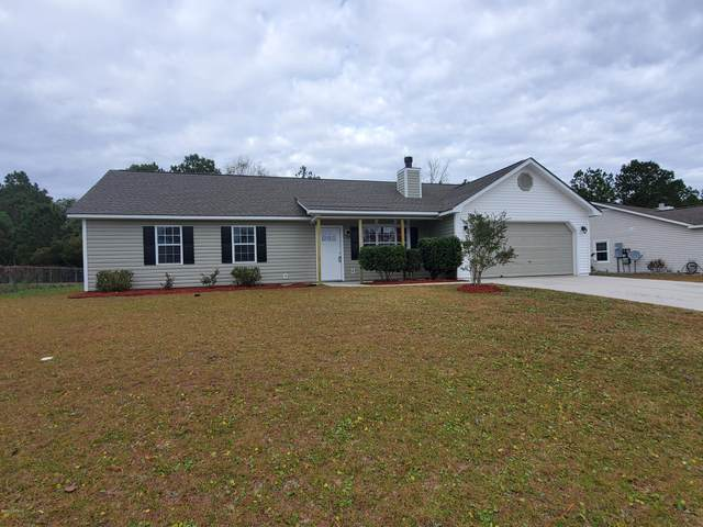 205 Parnell Road, Hubert, NC 28539 (MLS #100247079) :: Stancill Realty Group