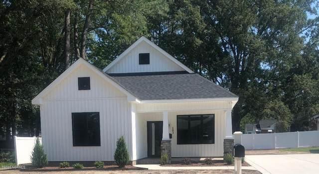 103 Rowe Avenue NW, Wilson, NC 27893 (MLS #100247086) :: Liz Freeman Team