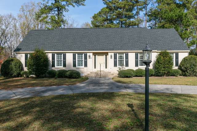 1304 Dunbar Drive Drive, Laurinburg, NC 28352 (MLS #100247088) :: Great Moves Realty