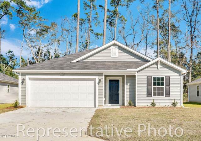 1572 W West New Carraway Place SE, Bolivia, NC 28422 (MLS #100247094) :: The Rising Tide Team
