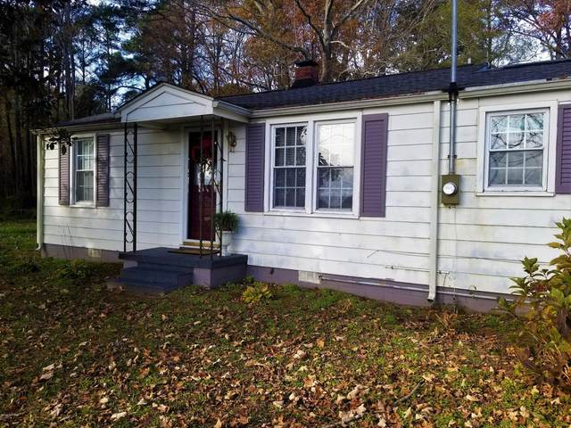 3376 W Howard Avenue, Tarboro, NC 27886 (MLS #100247096) :: Berkshire Hathaway HomeServices Prime Properties