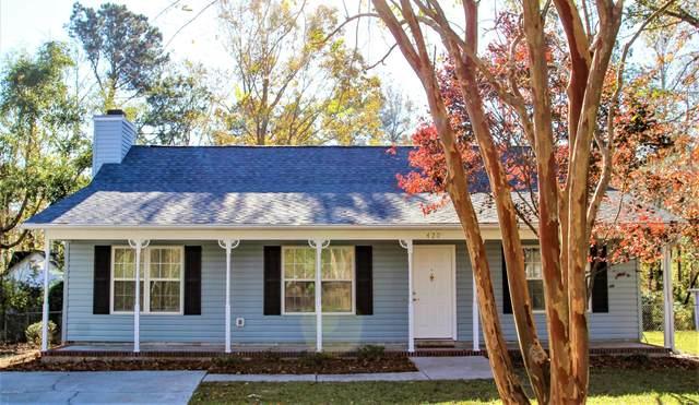 420 East Wood Lane SE, Belville, NC 28451 (MLS #100247101) :: Berkshire Hathaway HomeServices Prime Properties
