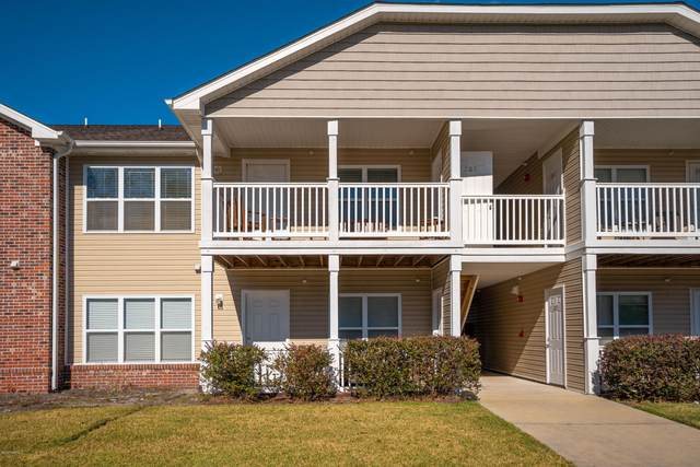4429 Jay Bird Circle #205, Wilmington, NC 28412 (MLS #100247104) :: Stancill Realty Group