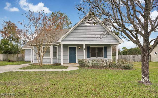 4411 Woodcroft Court, Wilmington, NC 28405 (MLS #100247128) :: The Oceanaire Realty