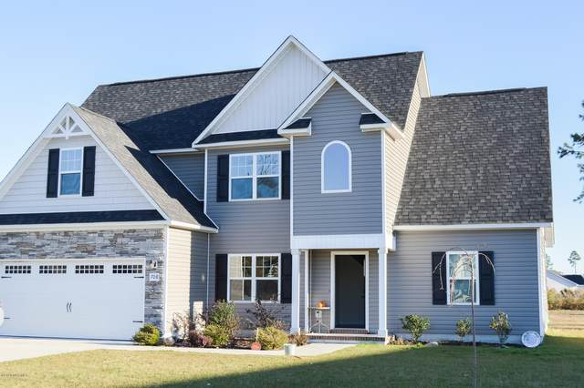708 Addor Drive, Richlands, NC 28574 (MLS #100247131) :: Coldwell Banker Sea Coast Advantage