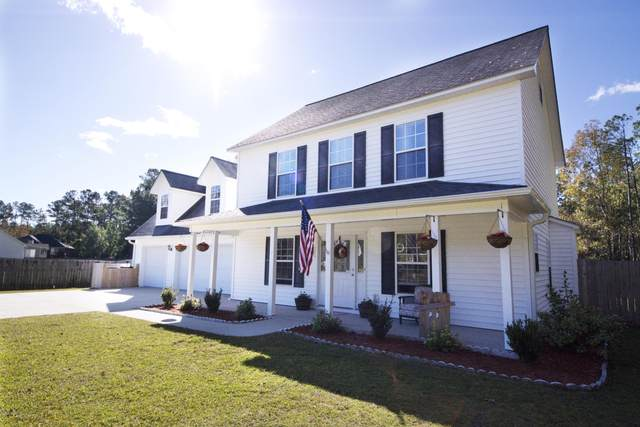 211 Sea Bisquit Drive, Havelock, NC 28532 (MLS #100247155) :: Vance Young and Associates