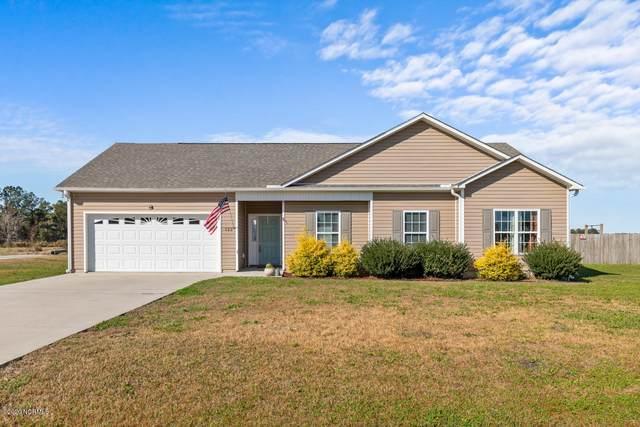 123 Cherry Grove Drive, Richlands, NC 28574 (MLS #100247170) :: CENTURY 21 Sweyer & Associates