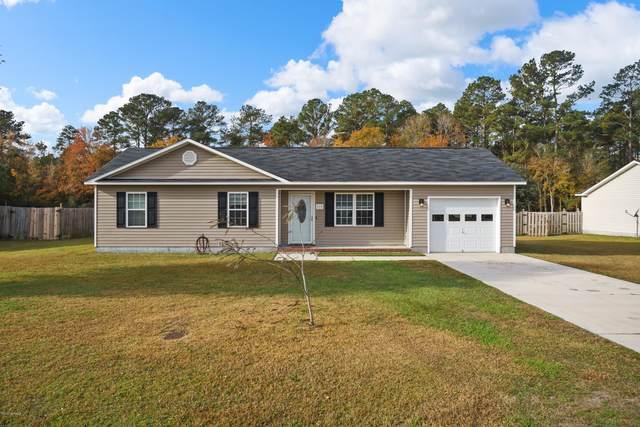 115 Burrell Lane, Richlands, NC 28574 (MLS #100247173) :: Barefoot-Chandler & Associates LLC