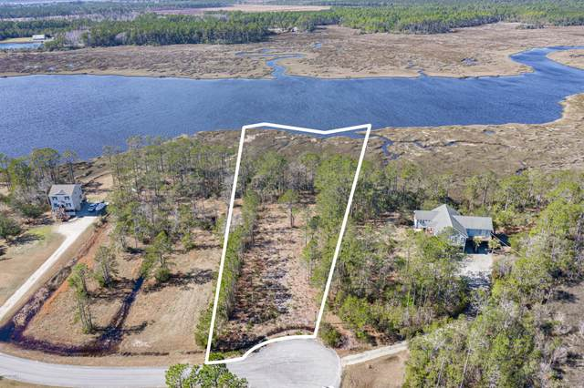 423 Pelican Harbor Road, Beaufort, NC 28516 (MLS #100247177) :: Thirty 4 North Properties Group