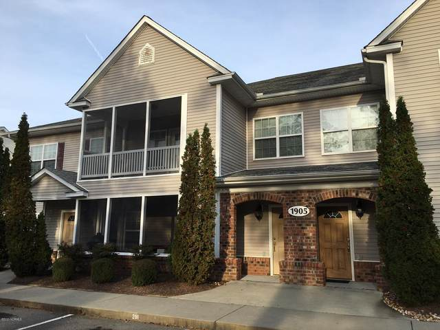 1905-201 Covengton Way #201, Greenville, NC 27858 (MLS #100247194) :: CENTURY 21 Sweyer & Associates