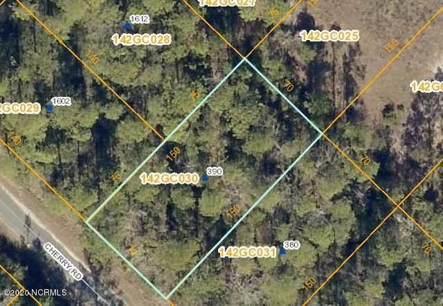 390 Cherry Road, Boiling Spring Lakes, NC 28461 (MLS #100247250) :: Barefoot-Chandler & Associates LLC