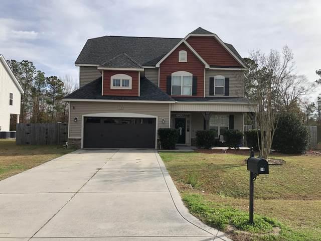 114 Kenna Ct Court, Jacksonville, NC 28540 (MLS #100247253) :: Lynda Haraway Group Real Estate