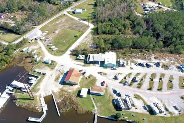 331 Core Creek Road, Beaufort, NC 28516 (MLS #100247267) :: CENTURY 21 Sweyer & Associates