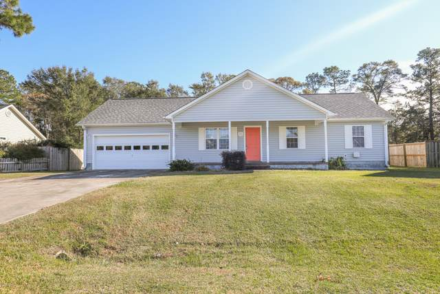 144 Lawndale Lane, Sneads Ferry, NC 28460 (MLS #100247291) :: The Keith Beatty Team