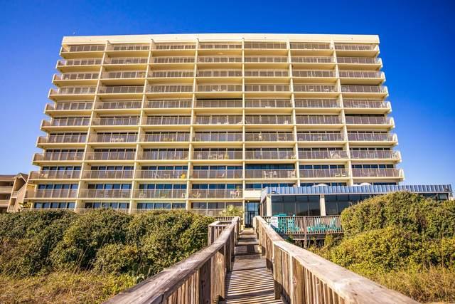 1403 S Lake Park Boulevard #803, Carolina Beach, NC 28428 (MLS #100247295) :: Coldwell Banker Sea Coast Advantage
