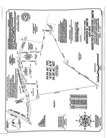 00 Porter Swamp Road, Cerro Gordo, NC 28430 (MLS #100247301) :: Stancill Realty Group