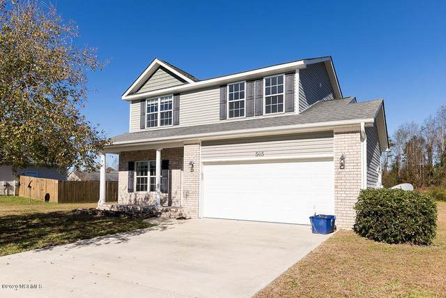 505 Sunset Strip, Jacksonville, NC 28540 (MLS #100247303) :: Coldwell Banker Sea Coast Advantage