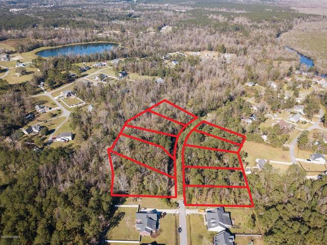 416-425 Candlewood Drive, Jacksonville, NC 28540 (MLS #100247304) :: Great Moves Realty