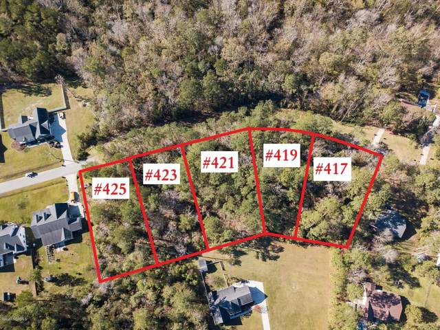 421 Candlewood Drive, Jacksonville, NC 28540 (MLS #100247313) :: Great Moves Realty