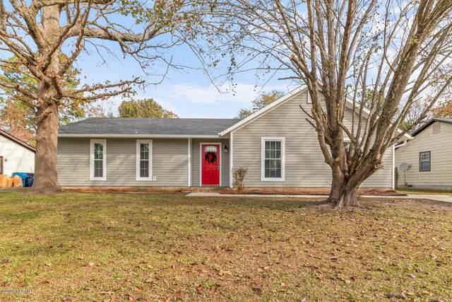 1007 Massey Road, Jacksonville, NC 28546 (MLS #100247318) :: Barefoot-Chandler & Associates LLC