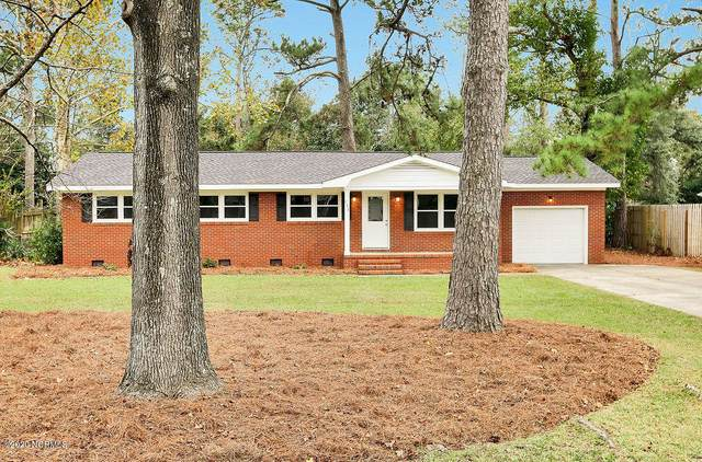 738 George Trask Drive, Wilmington, NC 28405 (MLS #100247351) :: Great Moves Realty