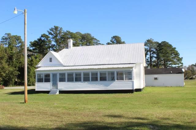 291 Core Creek Road, Beaufort, NC 28516 (MLS #100247399) :: Barefoot-Chandler & Associates LLC