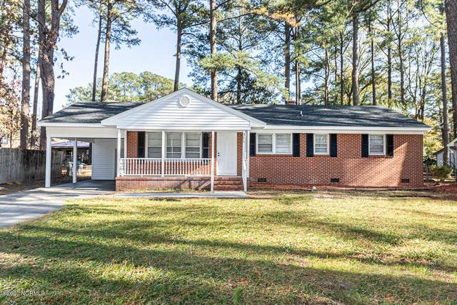 311 Linden Avenue, Rocky Mount, NC 27801 (MLS #100247423) :: Great Moves Realty