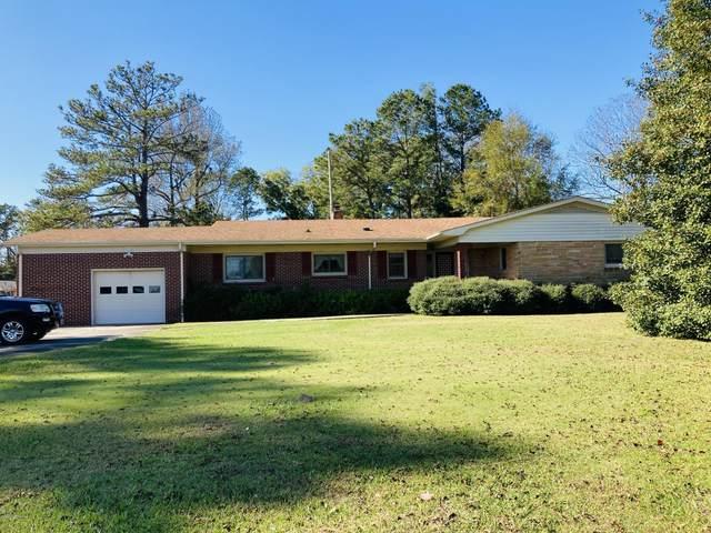 112 Rae Road, Kinston, NC 28504 (MLS #100247429) :: Frost Real Estate Team