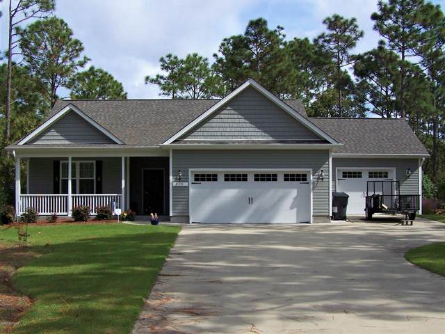 433 Crestview Drive, Southport, NC 28461 (MLS #100247432) :: Frost Real Estate Team