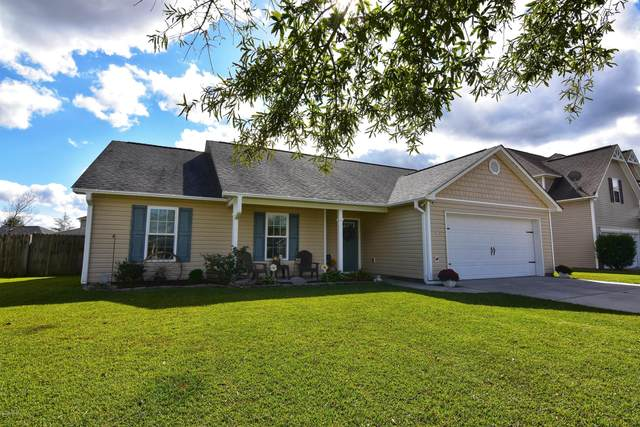 2821 Weathersby Drive, New Bern, NC 28562 (MLS #100247440) :: Great Moves Realty