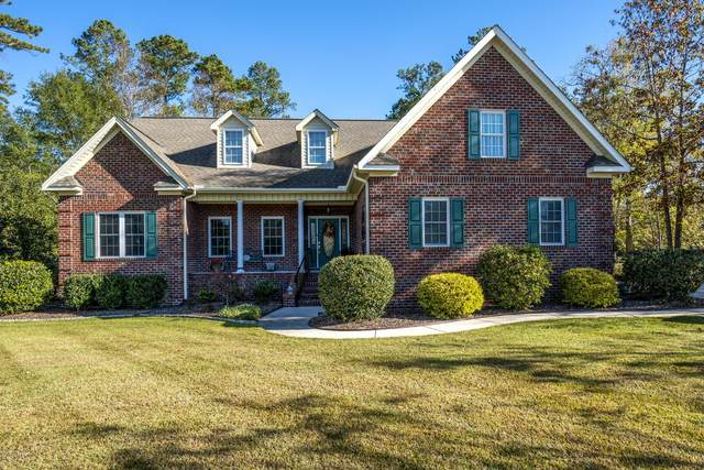 802 Taberna Circle, New Bern, NC 28562 (MLS #100247443) :: Great Moves Realty