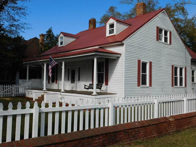 324 E Church Street, Laurinburg, NC 28352 (MLS #100247447) :: Frost Real Estate Team
