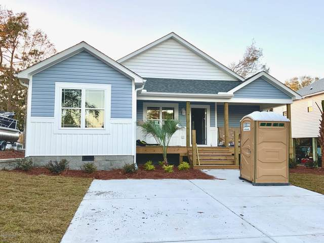 147 NE 11th Street, Oak Island, NC 28465 (MLS #100247473) :: Frost Real Estate Team