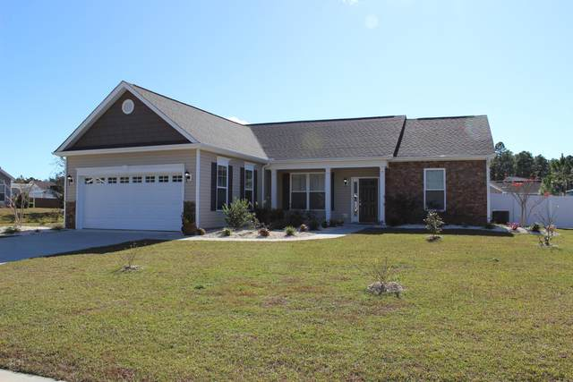 7 Edinburgh Drive, Shallotte, NC 28470 (MLS #100247480) :: Barefoot-Chandler & Associates LLC
