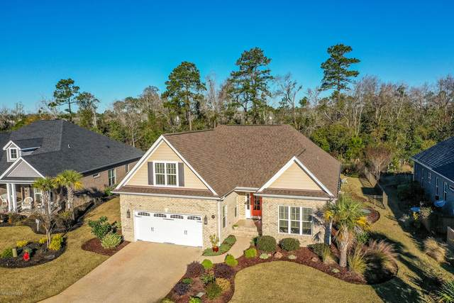 8207 Egret Pointe NE, Leland, NC 28451 (MLS #100247510) :: Barefoot-Chandler & Associates LLC