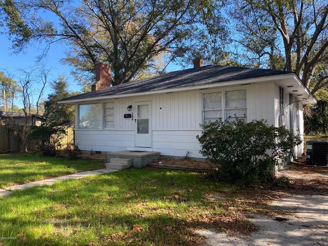 100 Bryan Street, Jacksonville, NC 28540 (MLS #100247511) :: The Cheek Team