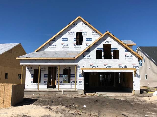 283 Hanover Lakes Drive, Wilmington, NC 28401 (MLS #100247530) :: Coldwell Banker Sea Coast Advantage