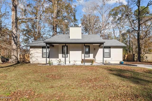 808 Mill River Road, Jacksonville, NC 28540 (MLS #100247531) :: Lynda Haraway Group Real Estate