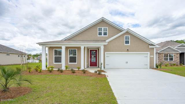 1461 Creek Ridge Lane Lot 651 - Dover, Carolina Shores, NC 28467 (MLS #100247540) :: The Rising Tide Team