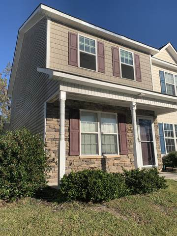 27 Doris Avenue E #201, Jacksonville, NC 28540 (MLS #100247570) :: The Cheek Team