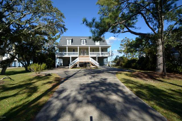 132 Maxwell Drive, Harkers Island, NC 28531 (MLS #100247588) :: The Legacy Team