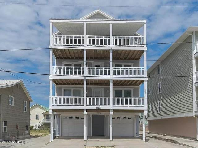 1705 Carolina Beach Avenue N B, Carolina Beach, NC 28428 (MLS #100247651) :: Vance Young and Associates