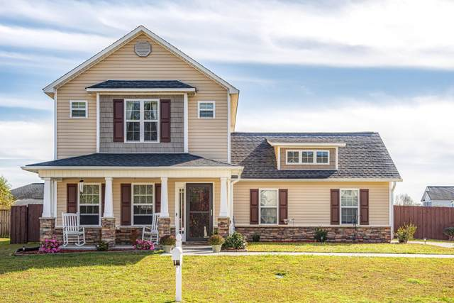 3222 Hardee Farms Drive, New Bern, NC 28562 (MLS #100247700) :: CENTURY 21 Sweyer & Associates