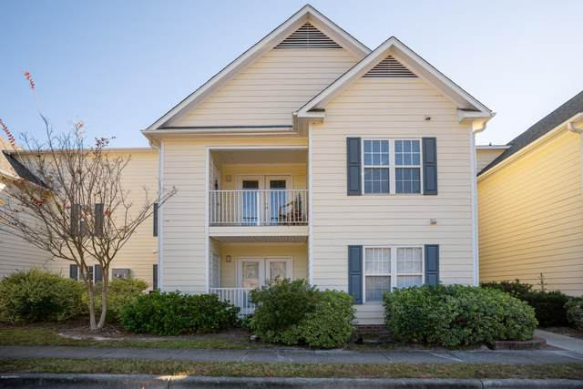 5012 Hunters Trail #11, Wilmington, NC 28405 (MLS #100247707) :: Frost Real Estate Team