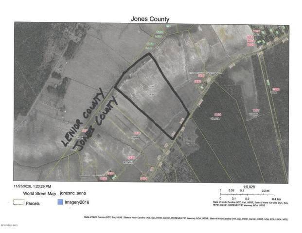 00 Burney Town Road, Kinston, NC 28501 (MLS #100247710) :: Lynda Haraway Group Real Estate
