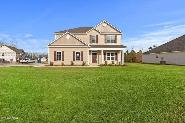 102 Village Creek Drive, Maysville, NC 28555 (MLS #100247727) :: CENTURY 21 Sweyer & Associates